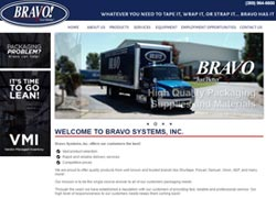 bravo systems inc ecommerce website