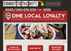 commit to the mitt cms website